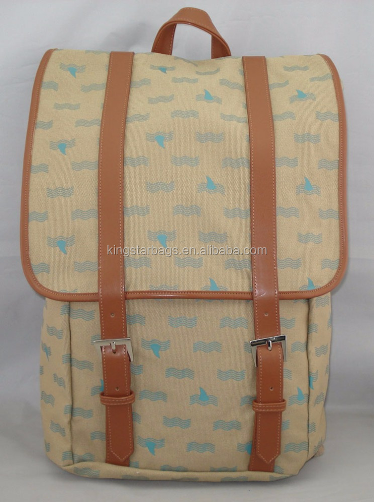 Hipster school backpack bag fashionable school bags