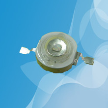 1w 520-530nm green color high power LED