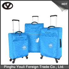 Wholesale China import famous brand luggage logo