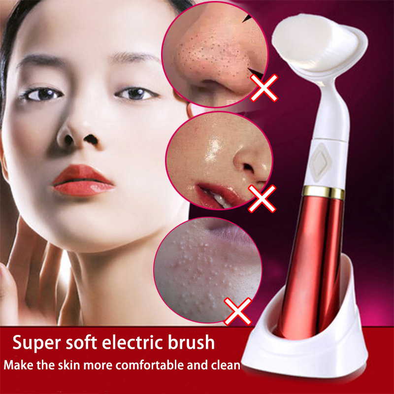Electric cleansing instrument/Facial brush/Beauty instrument