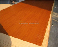 Melamine MDF Board / Laminated MDF Sheet