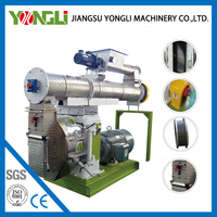 2016 Small pasture animal feed pellet machine