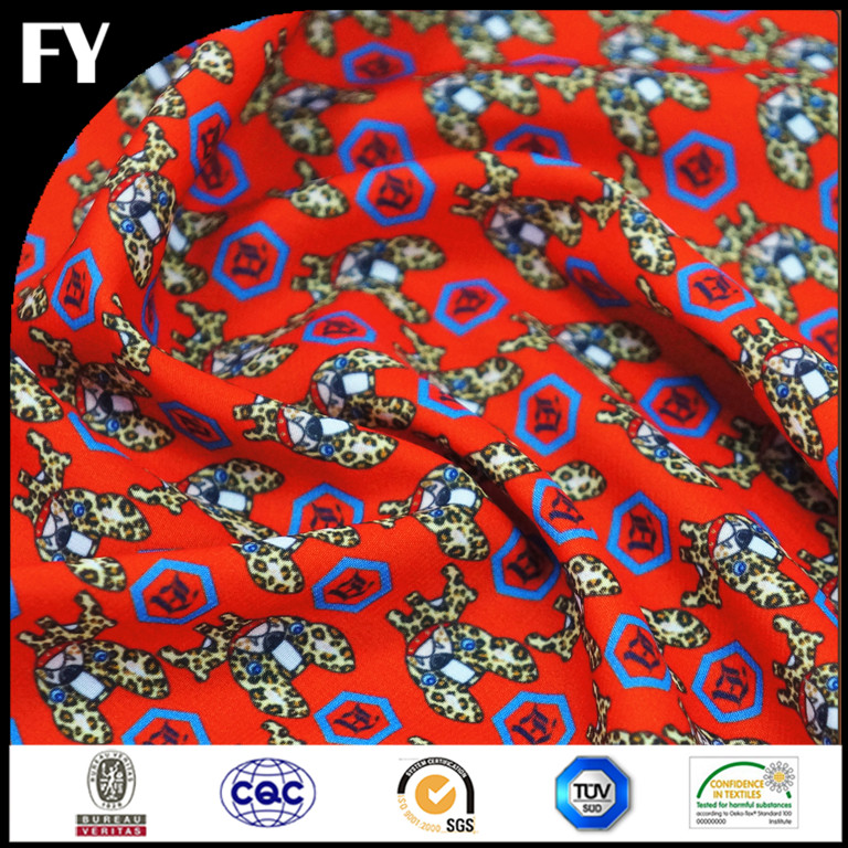Wholesale custom cotton poplin digital flannel fabric nautical print