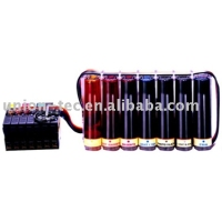 CISS ink tank, Continuous Ink Supply System for EPSON 2200 7C4(PB) DYE 60ML Suitable for EPSON 2100/ 2200 Series printers