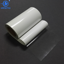 Removable Self Adhesive PET Window Film Rolls Label