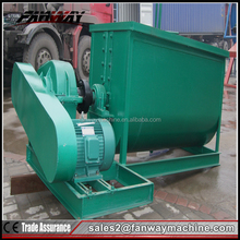 Fanway Brand Horizontal mixer machine