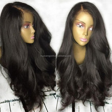 130 150 180 High Density Human Hair Wigs wet and wavy brazilian raw hair Lace Front Wigs Body Wave Full Lace Wig with Baby Hair
