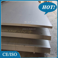 S235 S355 SS400 A36 Q235 Q345 Construction structure hot rolled Steel Sheet price / steel plate
