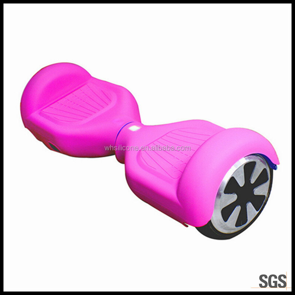 Durable Customized Silicone Case Cover For Balancing Electric Scooter