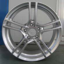 "Sliver 13"" concave car alloy wheel rims export to the world"