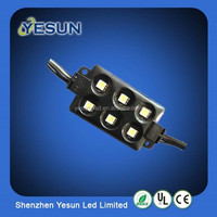 High quality 6 chips 5050 LED module for channel letter