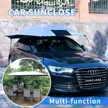 SUNCLOSE new design hot selling dirt frost snow sun uv protection car cover