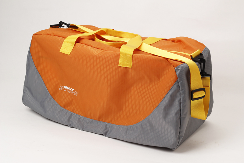 Waterproof Nylon Gym Duffel Bag Sport Gear Travel Tote