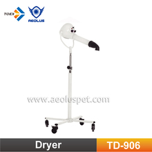 TD-906 Styling Pet Ionic Stand Dryer Professional Dog Hair Dryer
