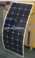 Flexible High efficiency Solar Panel make in China for USA Market
