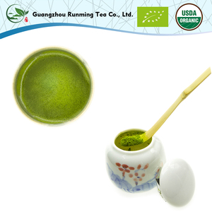 21-30 Years Age Traditional Stone Ground Imperial Ceremony Organic Green Tea Powder/Matcha For Free Sample