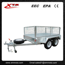 High quality for Multi-use with cage dog trailers for sale