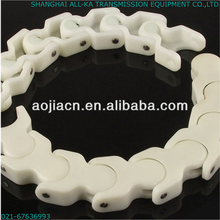 Plastic multiflex chain1700 /POM Flex conveyor chain
