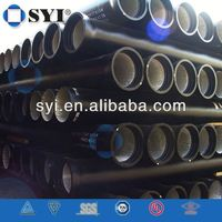 ductile iron pipe with pe sleeve -SYI Group