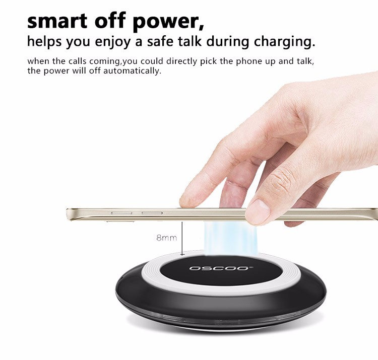 OEM Facotry Qi Wireless Charger