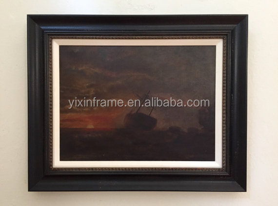 Cheap price PS Material and Painting Frame Type oil painting frame