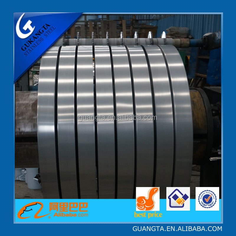 Best rate 201 stainless steel strip cold rolled narrow coil