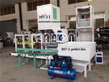 5-25kg/bag Automatic packing machine for wood pellet