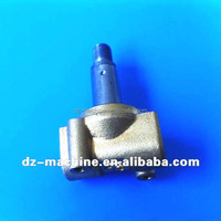 Low volume cnc machining motorcycle part made in china alibaba