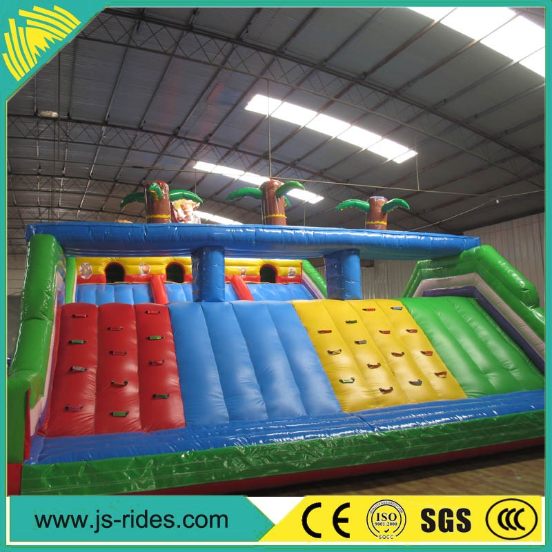 toys for kids batman inflatable slide amusement equipment sale