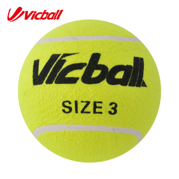 large tennis ball size 3