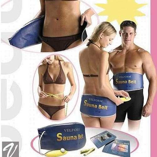 Hot item! Heating Slimming Belt Health Care Body Massager Sauna Belt for Weight Loss