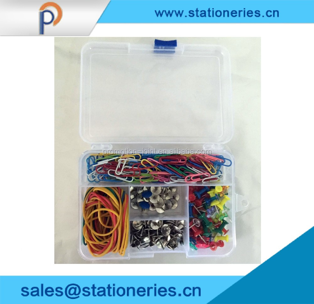 China supplier hot sale office set paper clip