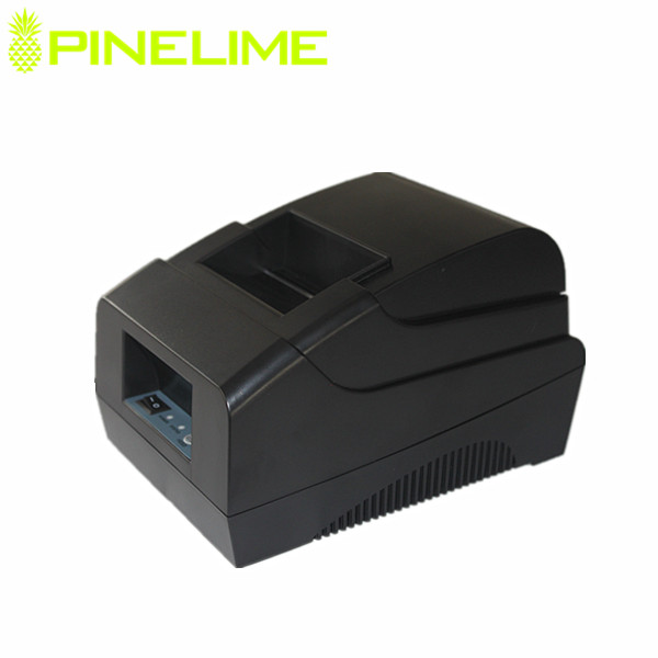 Best price High speed 80mm thermal receipt printer POS with USB serial net export