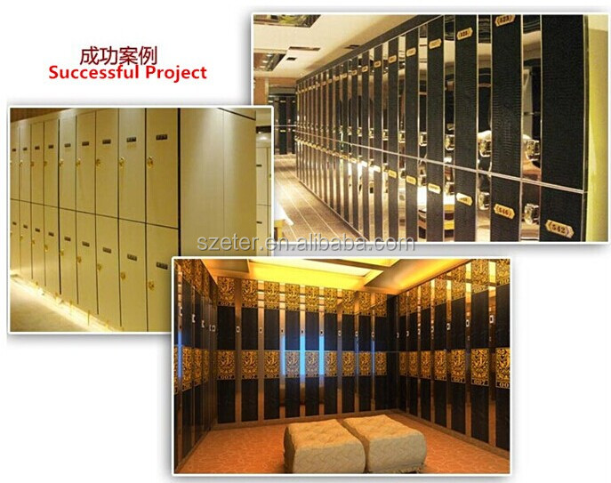 Customized professional cabinet drawer with lock