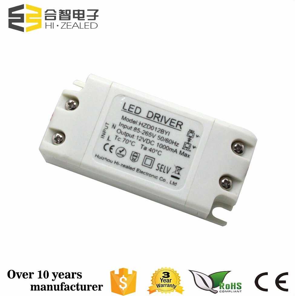 12w 24w constant voltage led driver 12vDC 2a saa led strip power supply for led panel light