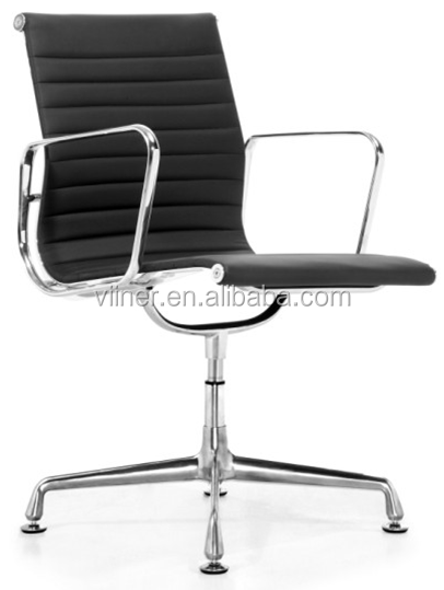 Factory Price heated ribbed chair replica ergonomic office conference chair