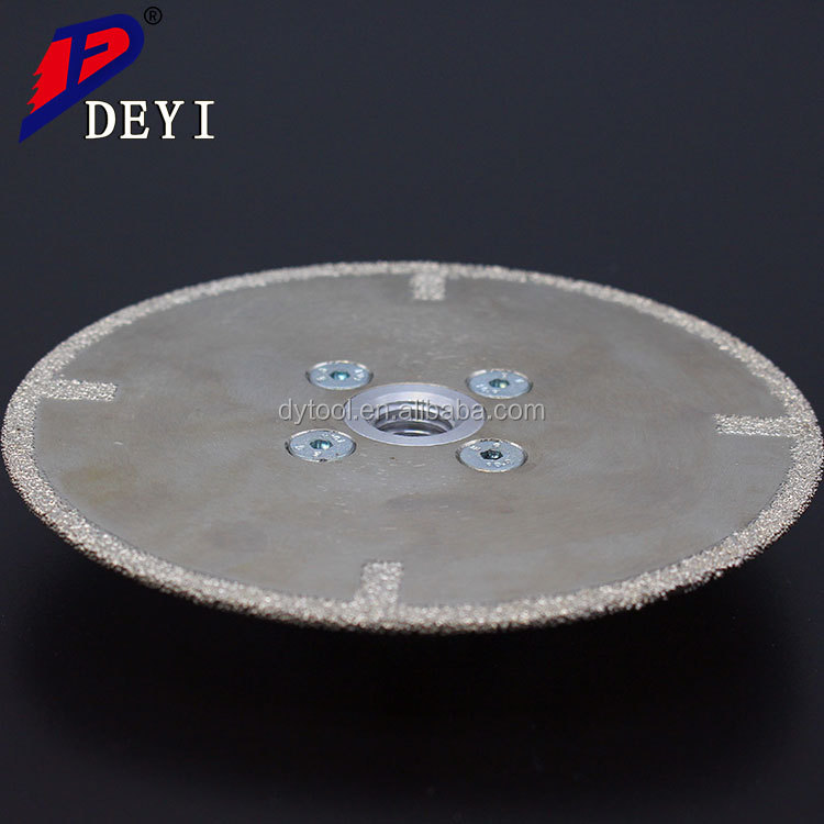 Stone Cutting Tools dry application diamond cutting disc