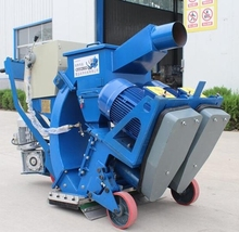 China Mobile Road Surface Shot Blasting Machine/floor Cleaning Machine/pavement Abrator Price Equipment Factory