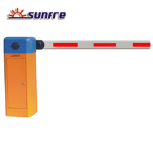 Automatic parking access control barrier boom gate