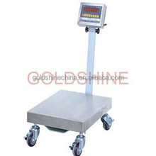 With high precision Acid-Proof Moveable Bench Scale/ED