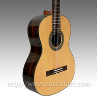 ESC-330P Lattice Bracing Classical Smallman Acoustic Guitar