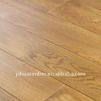 Hand Scraped Oak Walnut Stain