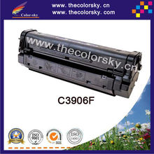 (CS-H3906) BK toner laserjet printer laser cartridge for HP C3906F C3906 C 3906F 3906 06F 5L 6L 6Lpro 3100 3150 (2500 pages)