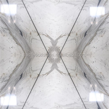 volakas white greece marble book matched