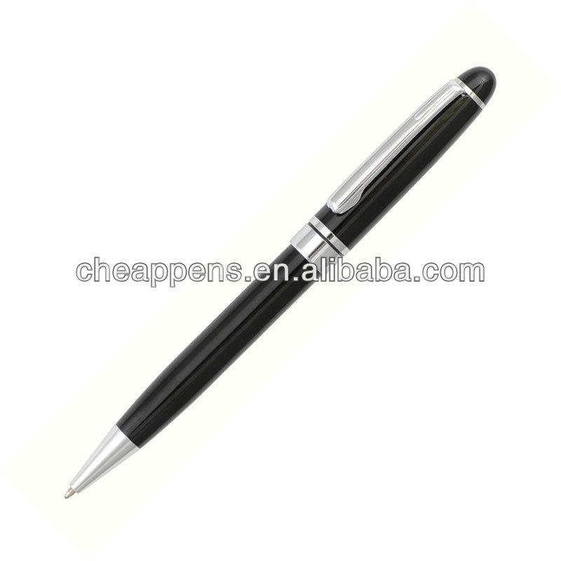 metal gift pen logo