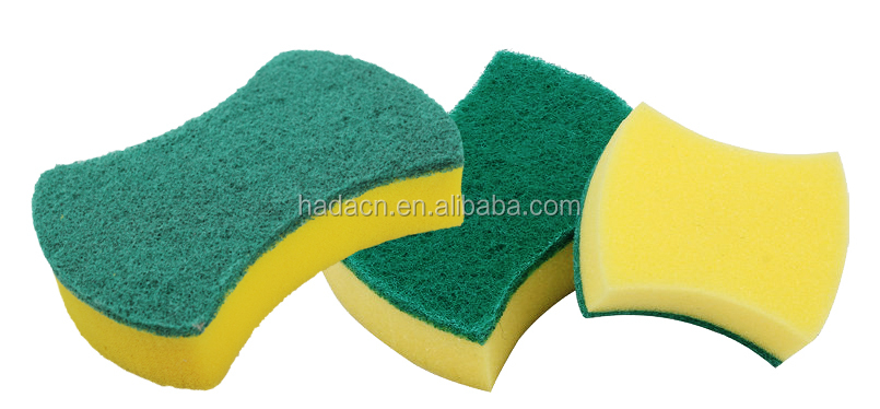 cleaning sponge scourers provide fast cleanups of tough jobs