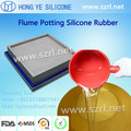 Silicone gel for High performance air Filters