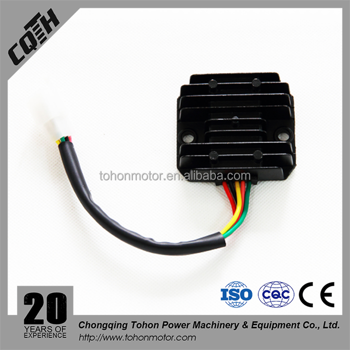 Motorbike Voltage Regulator Rectifier CG125