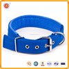 Promotional pet training goods retractable leather dog collar