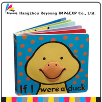 High Quality Custom Children Card Board